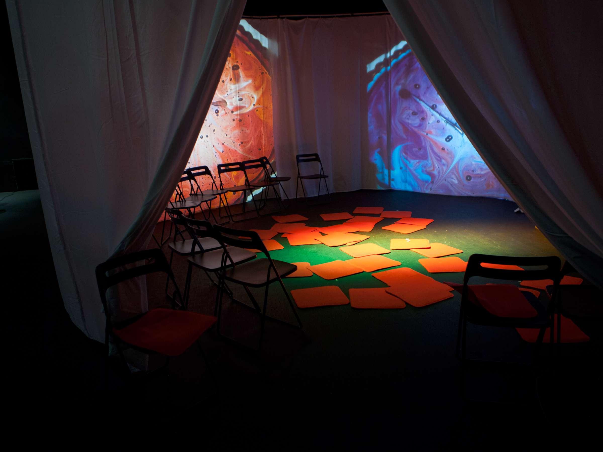 Naujuosius kūrybinius metus pradėjo Stalo teatras | Stalo teatro nuotr.