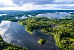 Mozaikiškas Aukštaitijos nacionalinio parko kraštovaizdis | VSTT nuotr.