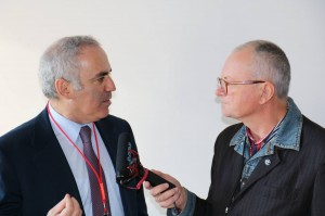Audrys Antanaitis, Garis Kasparovas | Alkas.lt, A. Karpovo nuotr.