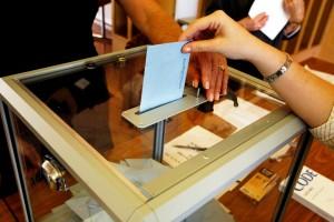 Balsavimas | wikipedija.org nuotr.