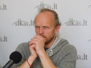 Gediminas Žilys | Alkas.lt nuotr.