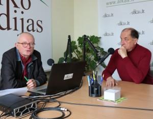 Audrys Antanaitis, Gediminas Dalinkevičius | Alkas.lt, A. Sartanaviciaus nuotr.
