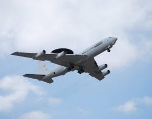 NATO E-3A komponento orlaivis | NATO archyvo nuotr.
