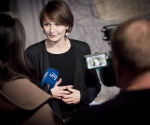 Režisierė Monika Klimaitė | D. Stankebvičiaus nuotr.
