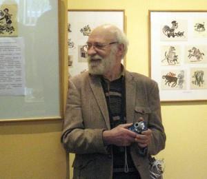 Valerijonas Vytautas Jucys (1930–2016) | R. Vaišvilienės nuotr.