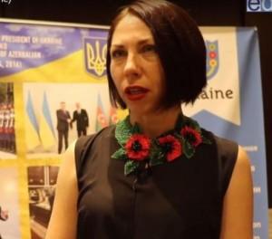 Marina Chariton ( Марина Харитон ) | Eurasia Diary nuotr.