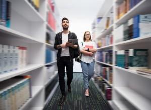 biblioteka-studentai_vdu-lt