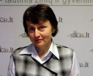Daiva Červokiene | Alkas.lt, A. Sartanavičiaus nuotr.