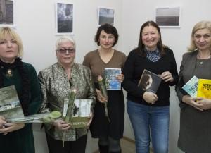 Žurnalistai pristatė savo knygas   Alkas.lt, A. Sartanavičiaus nuotr.