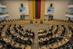 Lietuvos Respublikos Seimas | Alkas.lt, A. Sartanavičiaus nuotr.