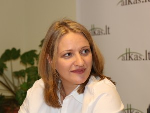 Jekaterina Rojaka | alkas.lt nuotr.