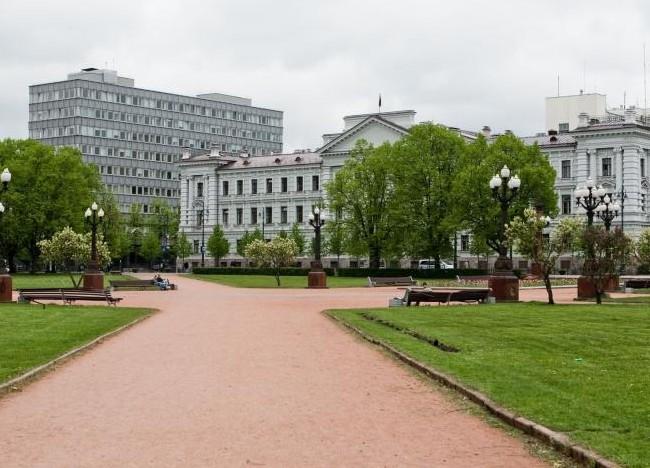 Lukiškių aikštė   Aplinkos ministerijos nuotr.