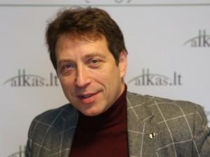 Liudvikas Ragauskis | Alkas.lt, A. Sartanaviciaus nuotr.