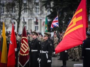 Lapkričio 23-ąją švenčiame Lietuvos kariuomenės dieną | kam.lt, I. Budzeikaitės nuotr.
