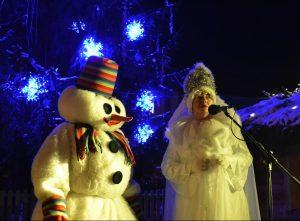 Birštono kurortas pasitinka žibančias Kalėdas | birstonas.lt nuotr.