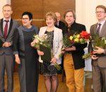 Užsienio lietuvių mokslininkų apdovanojimo ceremonijoja   Alkas.lt, A. Sartanavičiaus nuotr.