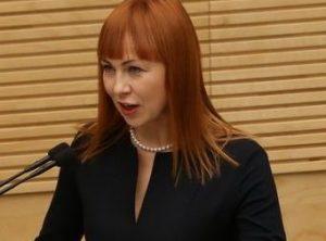 Jurgita Petrauskienė | Alkas.lt, A. Sartanaviciaus nuotr.