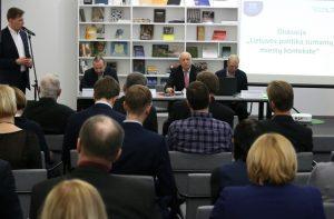 Lietuvos politika sumanių miestų kontekste | Alkas.lt, A. Sartanavičiaus nuotr.