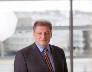 Sveikatos priežiūros paslaugų departamento direktorius Viačeslavas Zaksas | VLK nuotr.