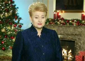 Dalia Grybauskaite | youtube.com stop kadras