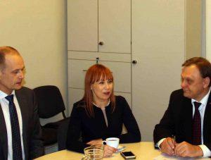 Verslas pritaria vyriausybės ketinimui mažinti universitetų skaičių | Lietuvos verslo konfederacijos nuotr.