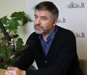 Alvydas Medalinskas   Alkas.lt, A. Sartanavičiaus nuotr.