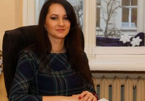 Inga Ruginienė   Lietuvos profesinių sąjungų konfederacijos nuotr.