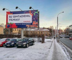 Kaunas sveikina Vilniu_kaunas.lt_