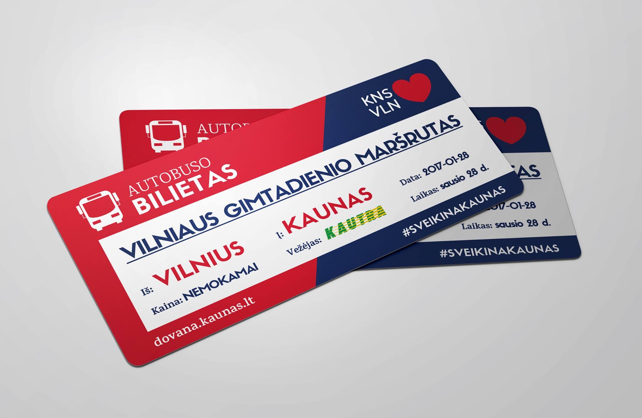 Kaunas_dovanoja bilietus vilnieciams_kaunas.lt