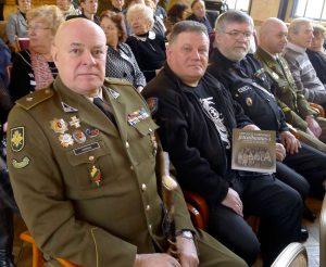 Paminėtos Žemaičių legiono vado J.Semaškos-Liepos 70-osios žūtiesmetinės   Lietuvos sąjūdžio Kauno tarybos informacinio biuro nuotr.