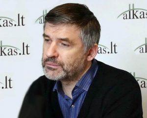 Alvydas Medalinskas   Alkas.lt nuotr.