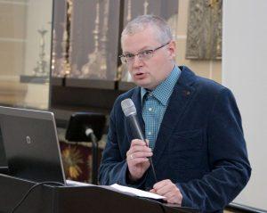 Darius Baronas | LKMA, G. Olsevičiūtės nuotr.