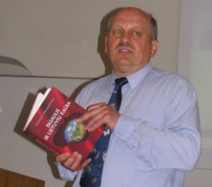 Olegas Poliakovas | VU nuotr.