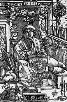 Pranciškus Skorina | 1517 m. medžio graviūra