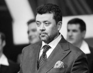 Aktorius Vytautas Šapranauskas   Š. Mažeikos nuotr.