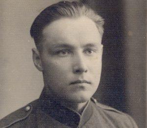 Tigro rinktinės štabo Žvalgybos sk. vėliau štabo viršininkas Adolfas