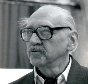 Algirdas Julius Greimas 1985 m. | Šeimos archyvas