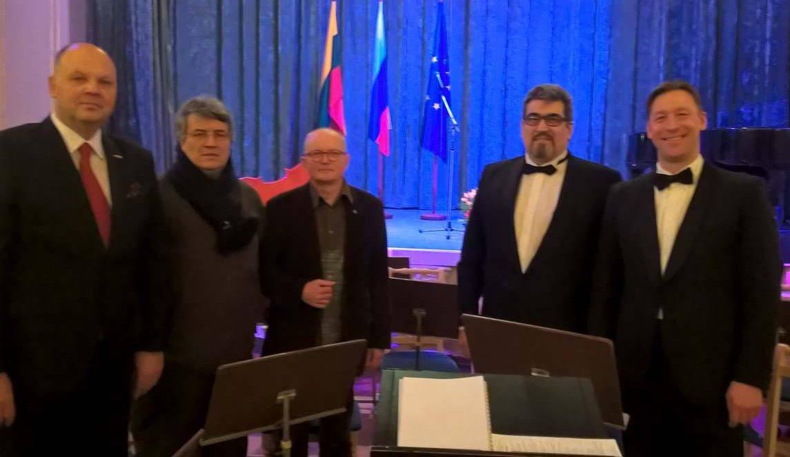 Dainius Numgaudis,Gintautas Želvys, Audrys Antanaitis, Benjaminas Želvys, Jonas Janulevičius | Alkas.lt nuotr.