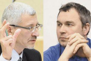Boguslavas Gruževskis ir Raimondas Kuodis_respublika.lt nuotr