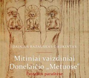 D.Razauskas.mitiniai-vaizdiniai-donelaicio-metuose