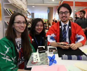 Japonijos ambasados darbuotojai | Alkas.lt, A. Sartanavičiaus nuotr.