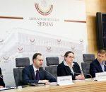 LVŽS spaudos konferencija Seime | Lrs.lt, Dž. Barysaitės nuotr.