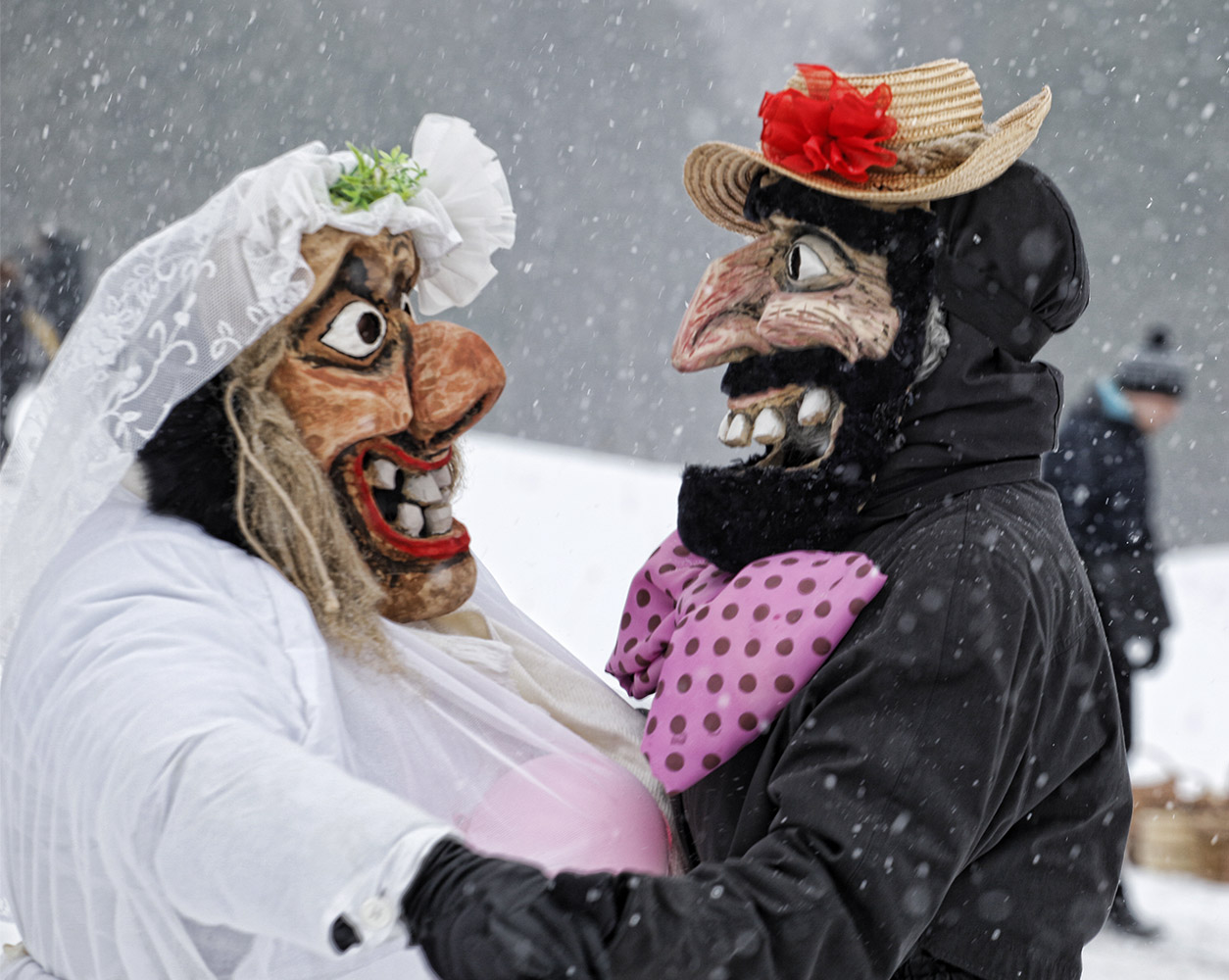 Žydų vestuvės | Alkas.lt, V. Daraškevičiaus nuotr.
