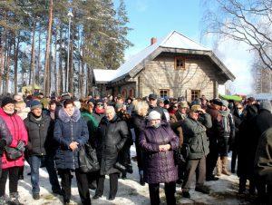 Mindūnuose praūžė tradicinė Žiemos žūklės šventė | A. J. Repšio nuotr.
