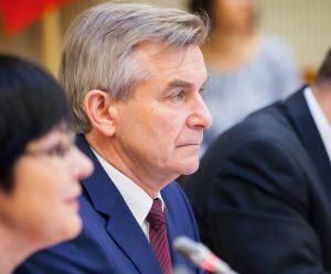 Seimo pirmininkas Viktoras Pranckietis | lrs.lt nuotr.