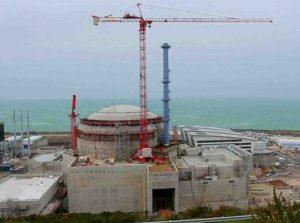 Flamanvilio atominė elektrinė | youtube.com stop kadras