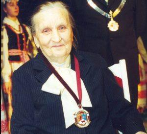 Gražbylė Venclauskaitė (1912-2017) | siauliai.lt nuotr.