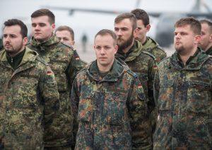 Prezidentė pasveikins NATO karius | kam.lt, A. Pliadžio nuotr.