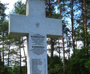Žudynių Kaniūkuose pėdsakais | wikipedia.og nuot.