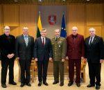 Nepriklausomybės gynėjai: esame pasiruošę ginti Lietuvą | lrs.lt, O. Posaškovos nuotr.